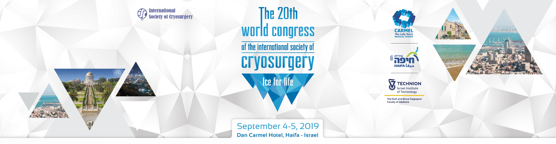 20th World Congress of the International Society of Cryosurgery