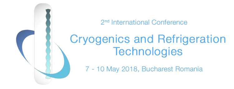 2nd International Conference on Cryogenics and Refrigeration Technologies