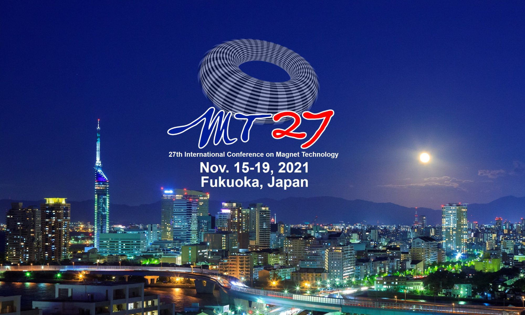 27th International Conference on Magnet Technology
