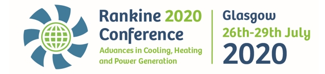 Rankine 2020 - Advances in Cooling, Heating and Power Generation