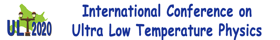 International Conference on Ultra Low Temperature Physics 2020 - postponed to 2022