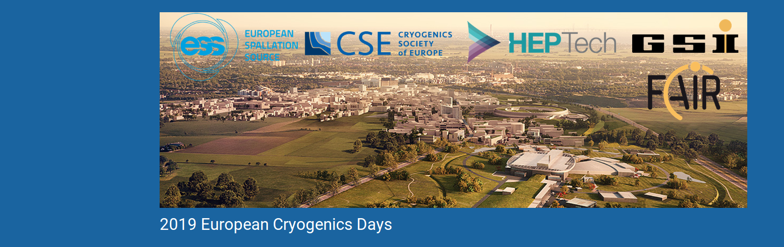 European Cryogenics Days 2019